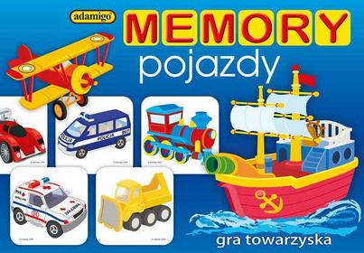 Adamigo Memory Pojazdy 5710