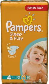 Pampers Sleep&Play 4 Maxi 136 szt.