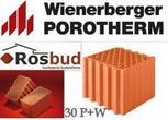 Wienerberger Pustak ceramiczny 30