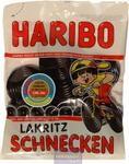 Haribo Lakritz Schnecken lukrecja 200g