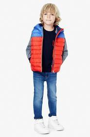 Mango Kids - Bezrękawnik dziecięcy Colin 104-164cm 53080211