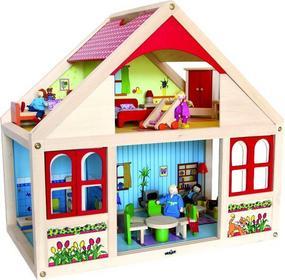 Woodyland Dom dla lalek Veronica
