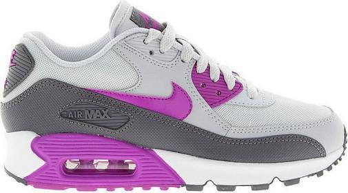 Nike Air Max 90 Essential 616730-013 szaro-fioletowy