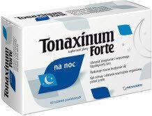 Novascon Tonaxinum Forte na noc 60 szt.