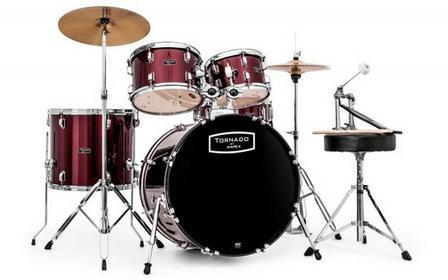 Mapex TND5044TCDR - zestaw perkusyjny akustyczny
