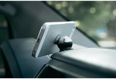 Nite Ize Uchwyt samochodowy Steelie do smartfonów systemów nawigacji GPS NI-STCK