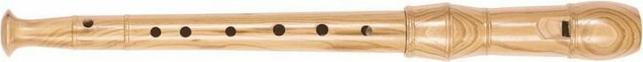 Goki Drewniany flet dla dziecka UC076