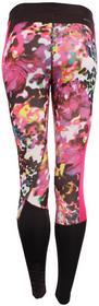 adidas spodnie sportowe damskie TECHFIT FLORAL LONG TIGHT PRINT / AJ0537 4055343881409