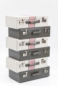 Kare Design :: Komoda Break Out Suitcase (6 szuflad)