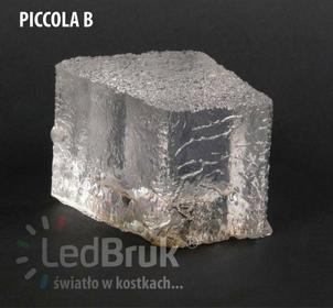 LedProdukt Sp. z o.o. ZESTAW 8szt. PICCOLA B 5,3 x 7 x 9 x 6cm mała + akcesoria
