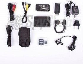 LawMate International Mikrorejestrator PV-500 Evo 2 z ekranem dotykowym do kamer