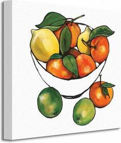 Oranges & Lemons - Obraz na płótnie