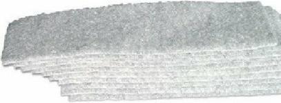 Wymienne wkłady do wycieraka magnetycznego do tablic suchościeralnych
