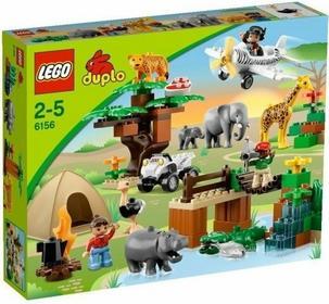 LEGO Duplo Fotosafari 6156