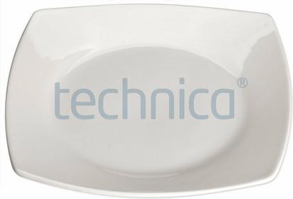 Stalgast Talerz płytki kwadratowy 212 mm | , Elegantia STALGAST-397013