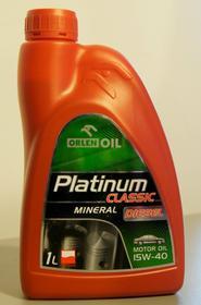 Orlen Platinum Classic Diesel 15W-40 1L