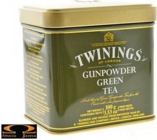 Twinings Herbata Gunpowder Green 129