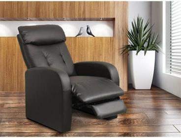ADAstyl Fotel Relax TV Czarny H-56110C/1413 10001413