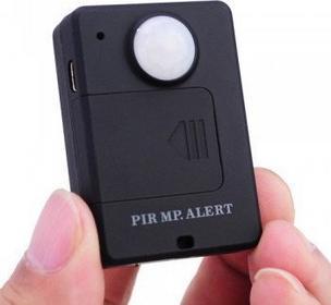 eNexus ALARM PODSŁUCH GSM A9 PIR