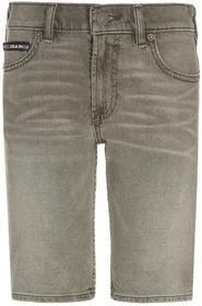 DC Shoes WORKER Szorty jeansowe grey stone EDBDS03000