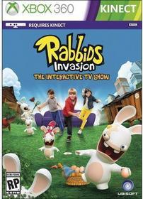 Rabbids Invasion: The Interactive TV Show Xbox 360
