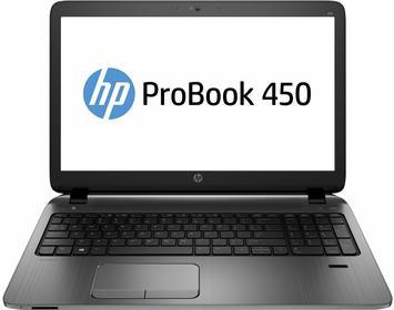 "HP ProBook 450 G3 P4P34EA 15,6"", Core i7 2,5GHz, 8GB RAM, 256GB SSD (P4P34EA)"