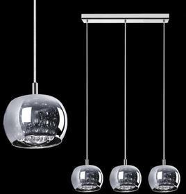 Zuma Line LAMPA wisząca LISTWA sufitowa OPRAWA Żyrandol DO salonu CRYSTAL P0076-0