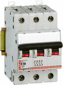 Legrand Wyłącznik nadprądowy S303 B16 605550