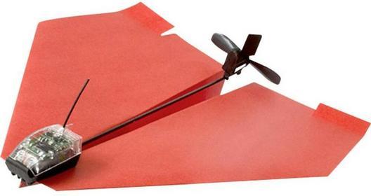 samoloty papierowy PowerUp 3.0 z napędem elektrycznym Samolot RC dla początkujący