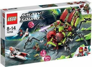 LEGO Galaxy Squad - Hive Crawler 70708