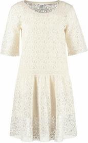 Vero Moda JAZZ LACE Sukienka letnia biały VE121C0IL-A11