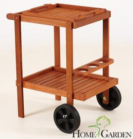 Home&Garden Barek Ogrodowy z drewna Meranti