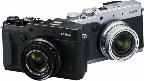 Fuji Finepix X30 3D