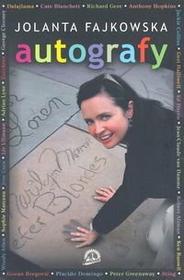 Fajkowska Jolanta Autografy,