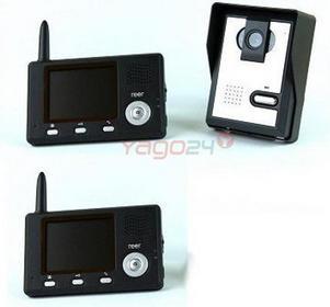 Reer Electronics Domofon video XT-02 x 2 panele