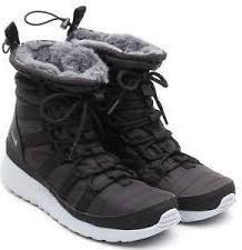 Nike Rosherun Hi Sneakerboot 615968-002 czarny