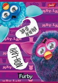 Zeszyt A5 Furby w 3 linie 16 stron Noh-lah!-