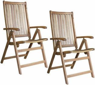 Fieldmann Krzesło drewniane FDZN 4001