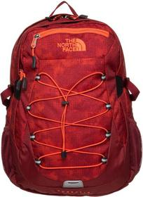 The North Face BOREALIS Plecak acrylic orange T0CE82