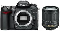 Nikon D7000 + 18-55 VR kit