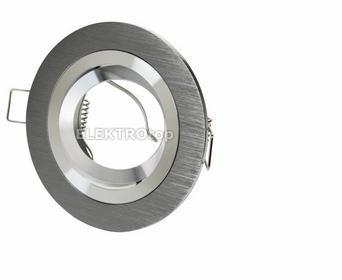 EKO RAY EKO-CT-8362-SIL Oprawa ruchoma aluminiowa okrągła typ CT-8362 kolor SILV