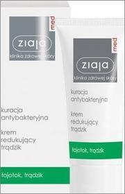 Ziaja Med Kuracja Antybakteryjna (łojotok, trądzik) - Krem redukujący trądzik 50ml