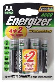 Energizer Rechargeable 2000 mAh
