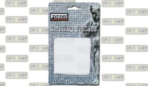 FOSCO Industries FOSCO - Ściereczki do czyszczenia broni gładkolufowej - 25 szt.
