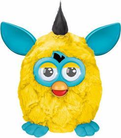 Hasbro Furby Hot żółto-niebieski A3148