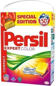 Persil 3,75kg Expert Color ColdZyme Compact Proszek do prania tkanin kolo
