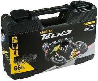 Stanley Zestaw kluczy nasadowych TECH3 1/4 cala 66 cz