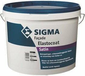 Sigma COATINGS FACADE ELASTOCOAT farba akrylowa do spękań