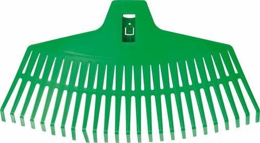 Flo grabie wachlarzowe plastikowe 23 zęby 35786