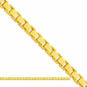 Łańcuszek Pełny Kostka Lp315